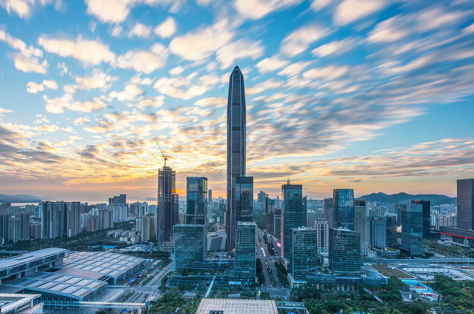 China Shenzhen Company Registration Package - Business China